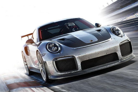 Porsche previews 520kW 911 GT2