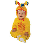 Baby Boo Monster Costume