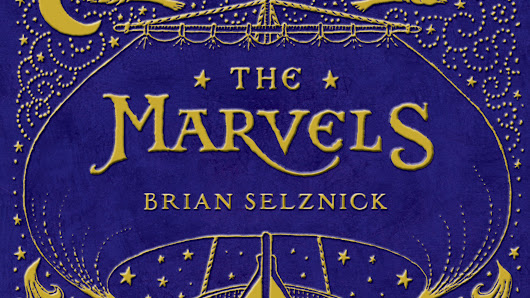 Book Buzz exclusive: New Brian Selznick book