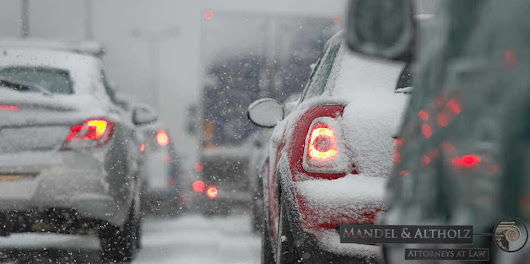 Winter Safe Driving Tips From Mandel & Altholz - Wel Come to Mandel and Altholz.