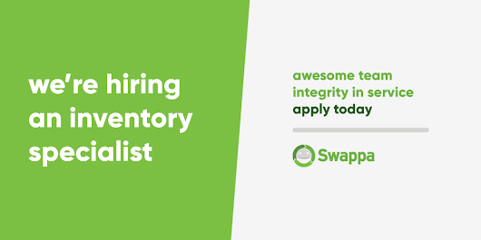 Swappa is hiring in Kansas City! – Swappa Blog