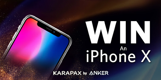 Karapax | Are You Destined To Win An iPhone X?