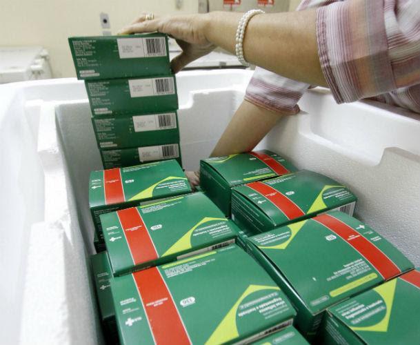 Pernambuco tem doses de vacina contra gripe para imunizar 107.588 gestantes (Foto: Miva Filho/Divulgação)