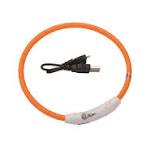 """Coastal, USB Light-Up Neck Ring Dog Collar, 24"""""""