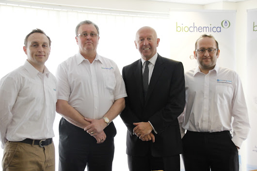 Biochemica goes for growth with senior team expansion