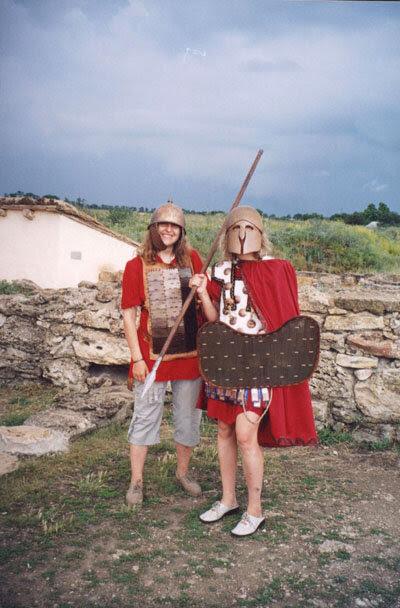 Танаис. Две воительницы