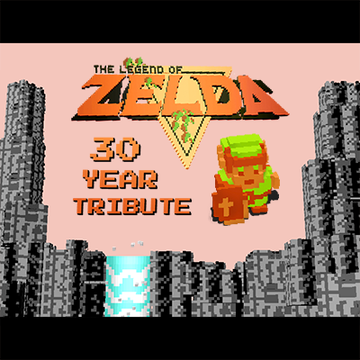 Zelda 30 Year Tribute