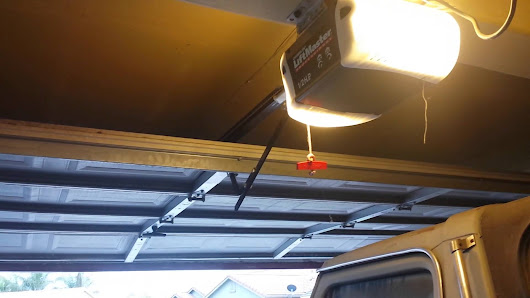 What Are The Best LED Bulbs For A Garage Door Opener? -