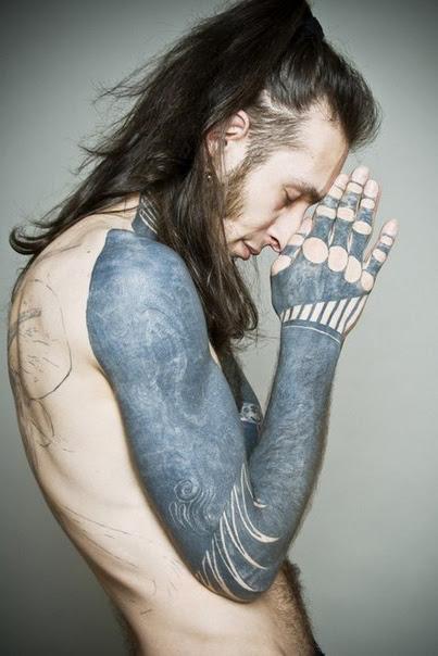 Skeleton Gloves Blackwork Tattoo Best Tattoo Ideas Gallery