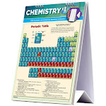 Chemistry Quickstudy Easel PL620399