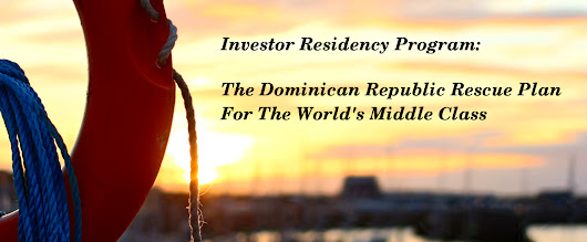 Investor Residency - The Dominican Republic Rescue