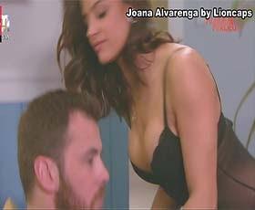 Joana Alvarenga super sensual na novela Alguém perdeu
