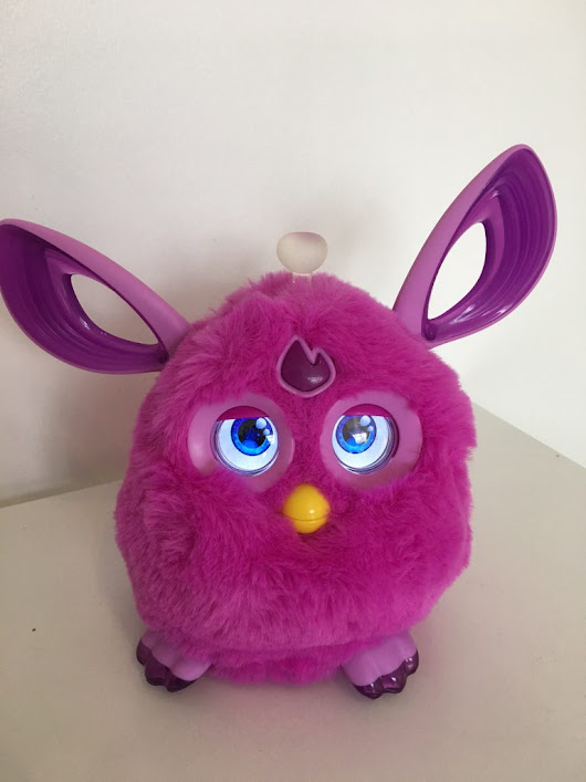 Furby Connect Review - In The Playroom