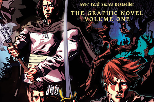 $2.99 eBook Sale: The Eye of the World: The Graphic Novel