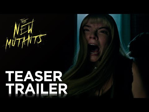 'The New Mutants' - Trailer