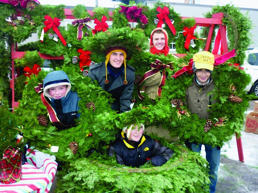 Why Wreaths Make the Best Fundraiser | Mickman Brothers