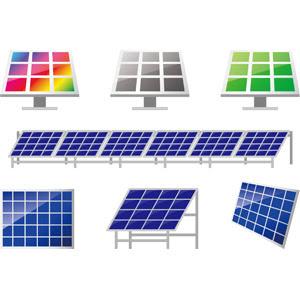 太陽光発電 Gahag 著作権フリー写真イラスト素材集