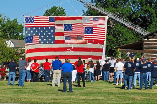 National 911 Flag 7