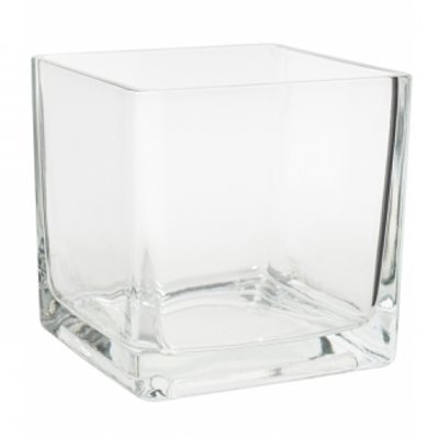 Cube Vase 5x5 Available For Weddings, Events & DIY Brides