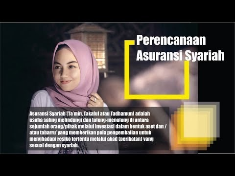 Perencanaan asuransi syariah