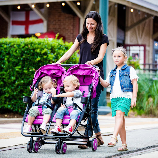 ZOE XL2 BEST Xtra Lightweight Double Stroller Review | OMG Stroller