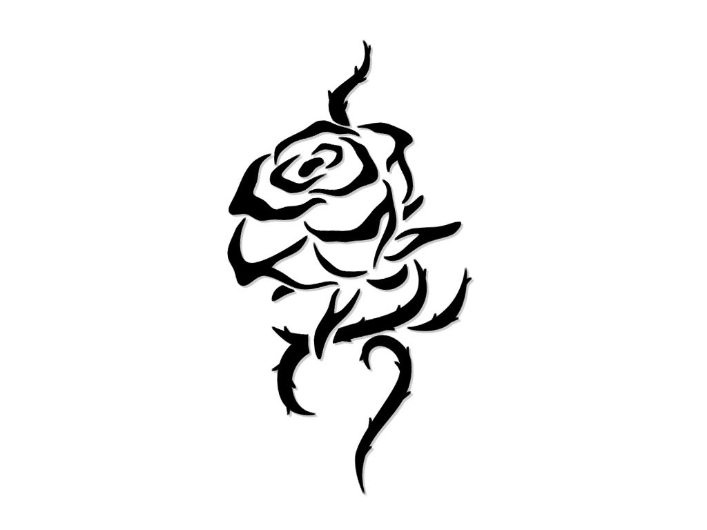 Black And White Tattoo Drawings Cute Designs Ideas