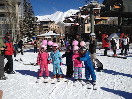 Telluride, the perfect little town to raise a family