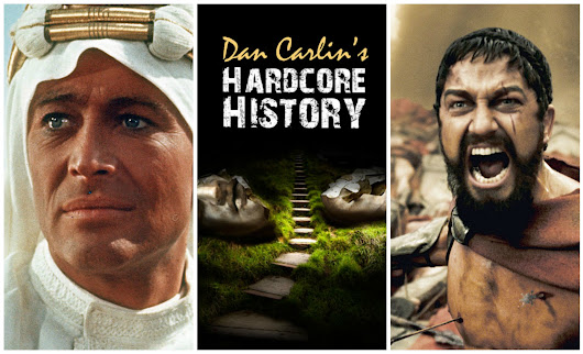 Audio: Podcaster Dan Carlin Talks Hollywood and History - Cinephiled