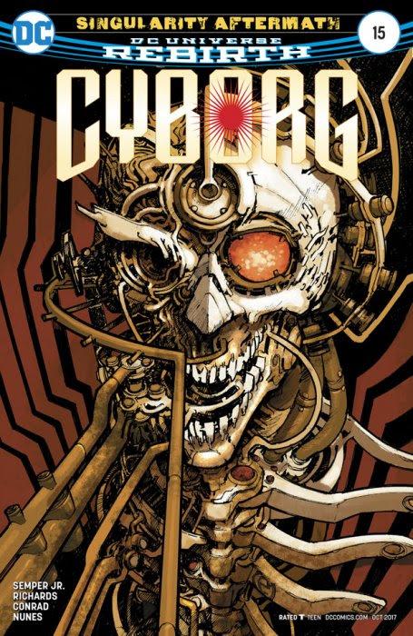 Cyborg #15