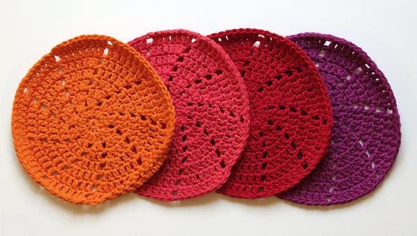 Sunrise Washcloth (Crochet)