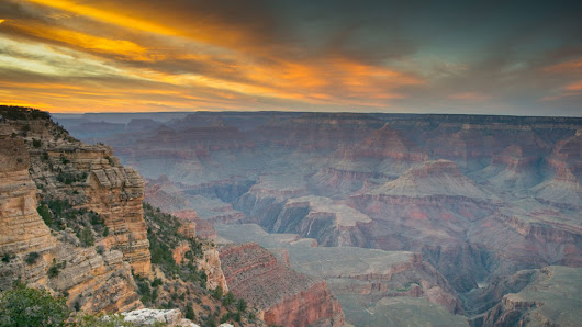 These nature spots are all hidden away within the Grand Canyon