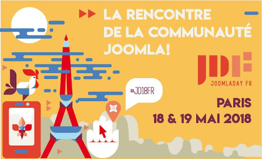 4 bonnes raisons de venir au JoomlaDay Paris