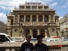 State Opera House, Budapest, Hungary