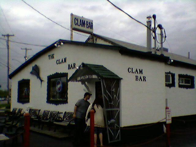 The Clam Bar