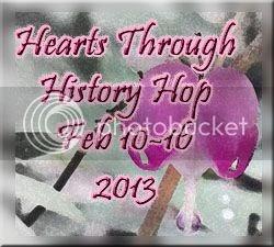 Karen Aminadra: Valentine's Hearts Through History Blog Hop with giveaway!