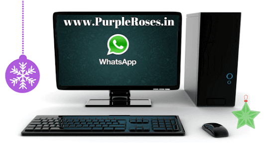 Download Whatsapp Messenger on PC, Computer or Laptop Free