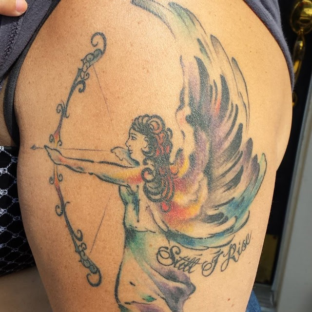 37 Bow And Arrow Tattoo Ideas To Gives You Insanely Cool Ink