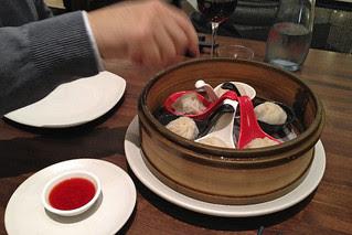M.Y. China - Juice Dumpling Trio