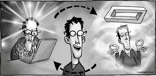 Sysadminotaur #76: OCD Vacation