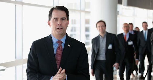 The GOP in Wisconsin and Michigan are in the process of orchestrating a North Carolina-style power grab...