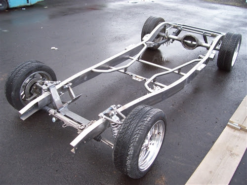 1935 1940 Ford Chassis