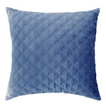 "Sumec 24"" x 24"" Decor Pillow, Blue"