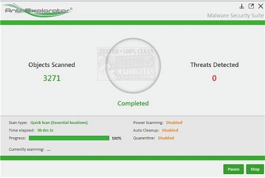 Anti Explorator Enables All-In-One Protection Against Multiple Threat Types - MajorGeeks