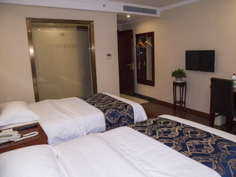 Review GreenTree Inn Hefei High-tech District Animation Industrial Park Hotel