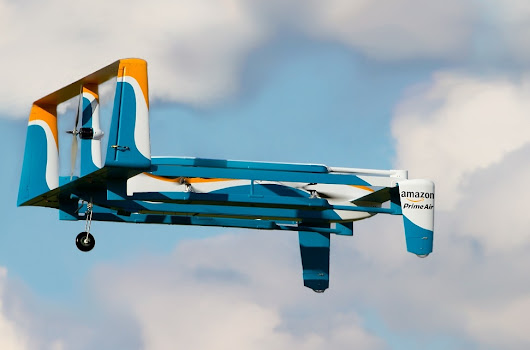 Amazon has a new drone delivery video. Here are 8 details worth noting.