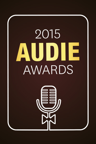 2015 Audie Awards by Audible