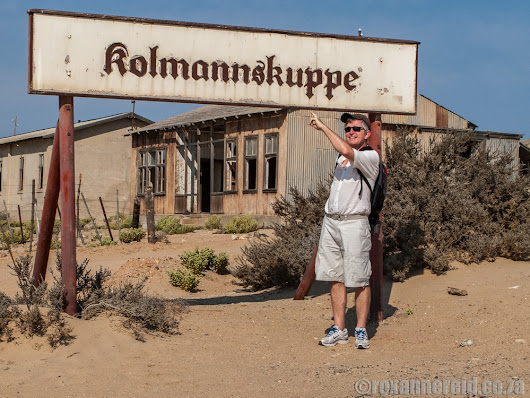 Kolmanskop: why to visit Namibia's ghost town