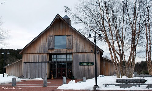 VT Visitor Center Guilford