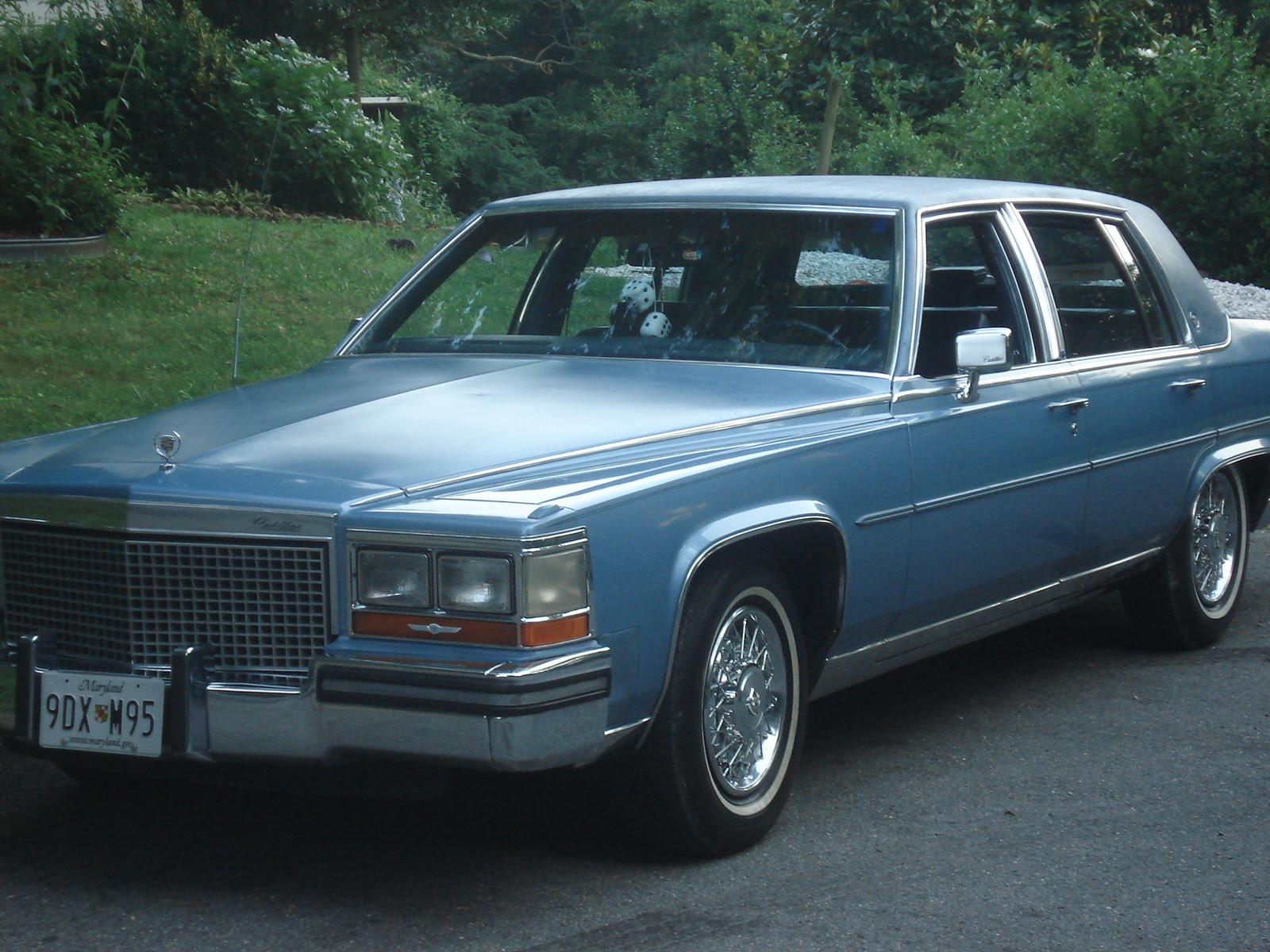 1988 Cadillac Fleetwood - Pictures - CarGurus