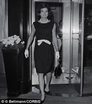 Doppelganger: Jacqueline Kennedy em 1962